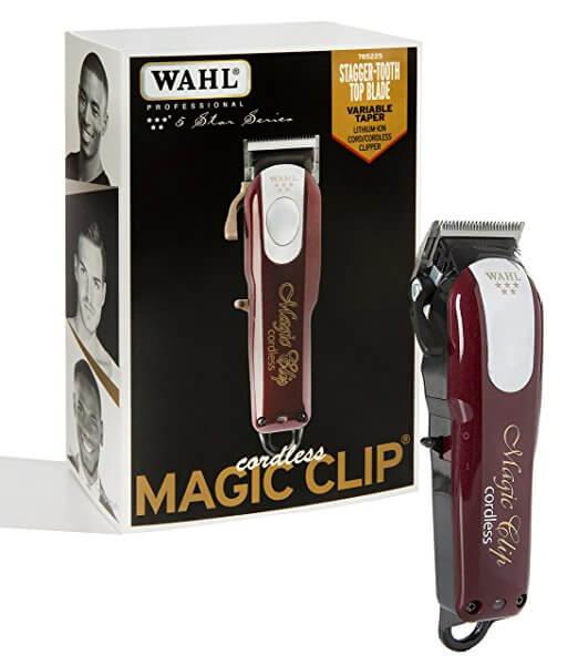 Wahl Professional 5-Star Cord/Cordless Magic Clip #8148