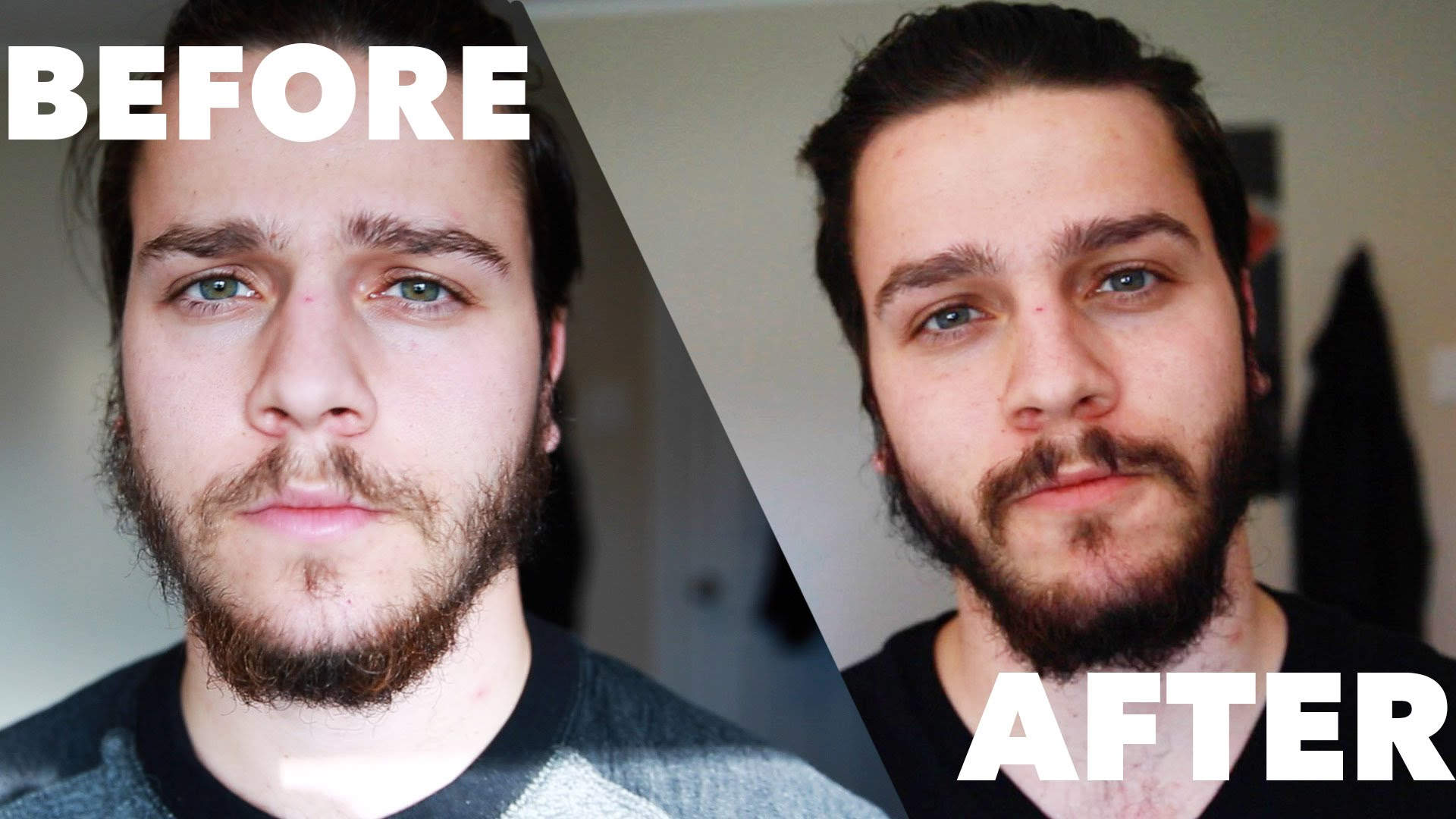 How To Dye Your Beard Without Staining Skin