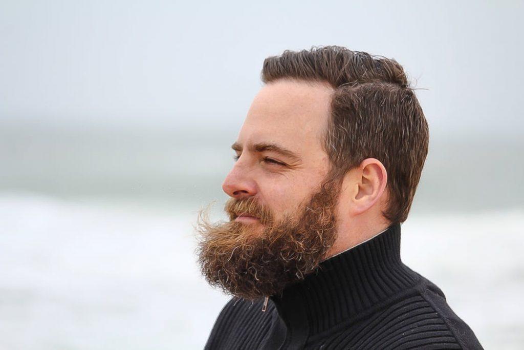 health benefits of beards