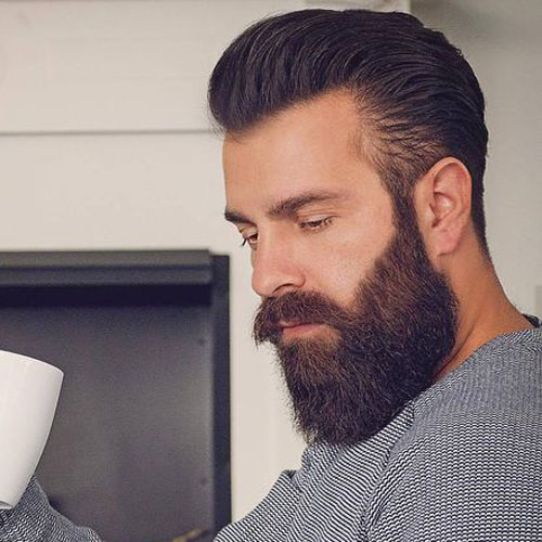 Health benefits of Growing Beards