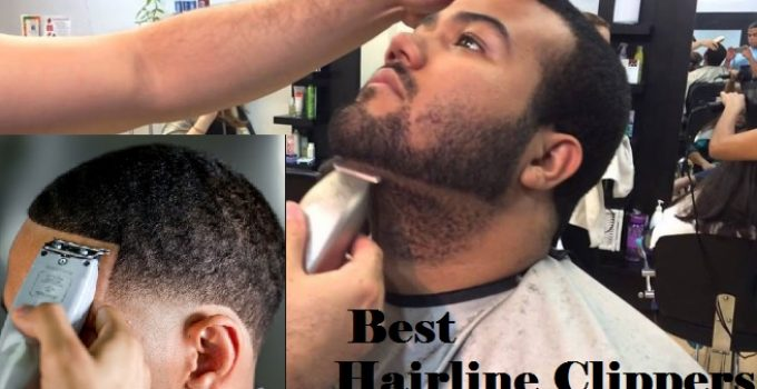 best clippers for hairline