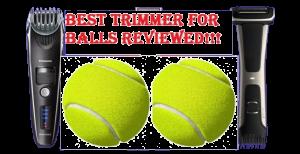 best trimmer-for-balls