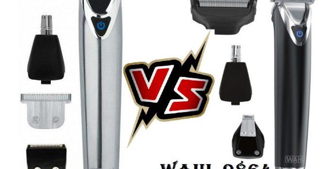 wahl 9864 vs 9818