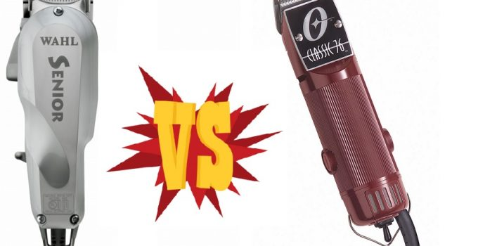 Oster 76 vs Wahl Senior