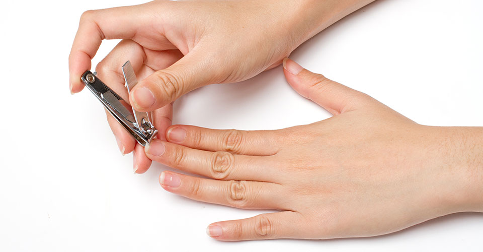 How To Clip Your Nails