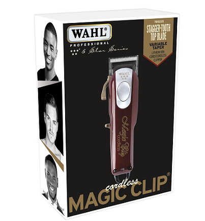 Wahl Professional 5-Star Magic Clip Cordless Fade Clipper