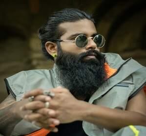 long van dyke beard